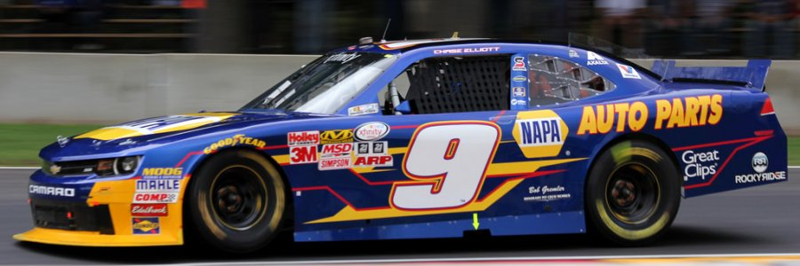 Chase Elliott News