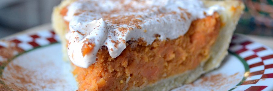 sweet potato pie News